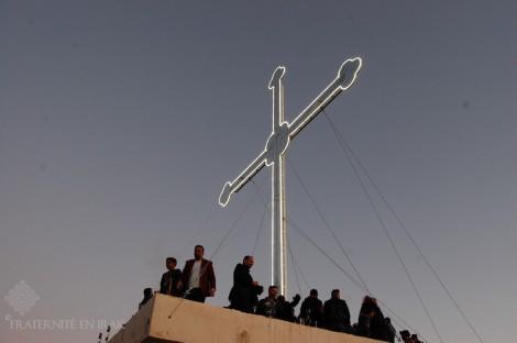 La vie reprend à Tellsqof, signe d'espoir pour l'après-Daech