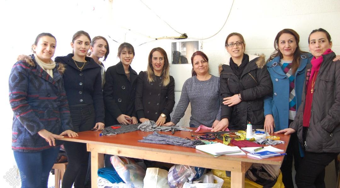 A Erbil, se former pour préparer l'avenir