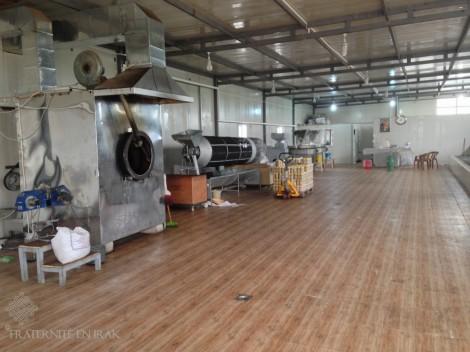 Une nouvelle usine de crème de sésame à Erbil !