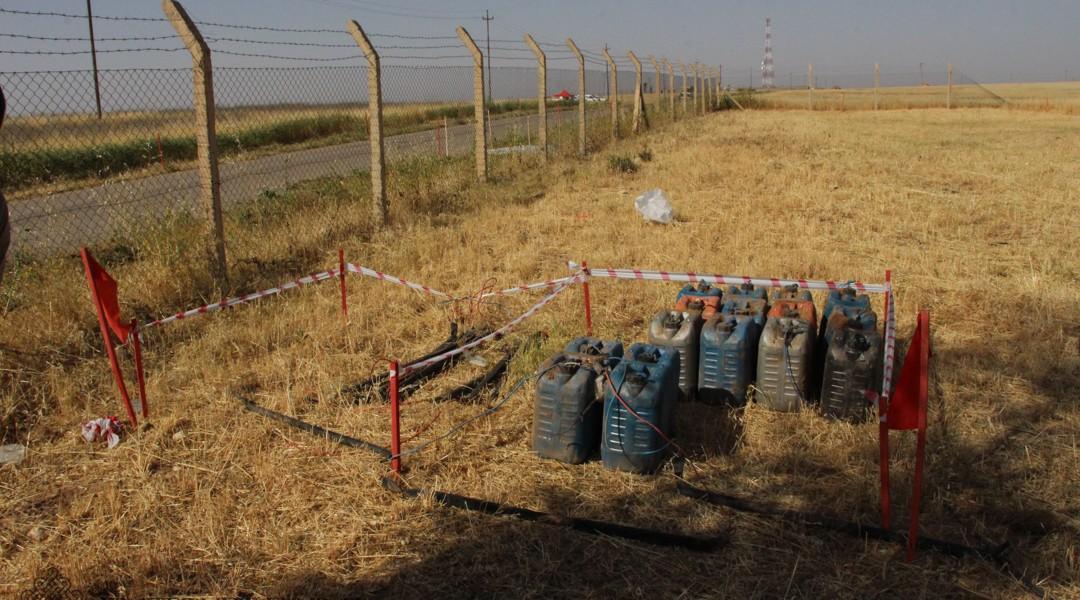 Dans les villages chrétiens, avec les démineurs contre la folie de Daech