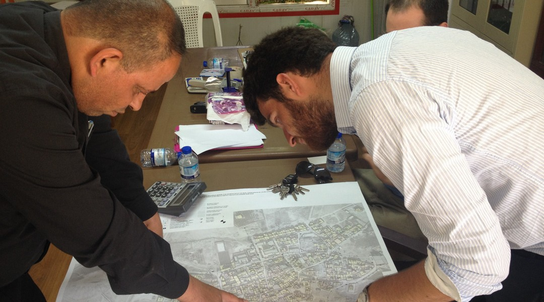 La mission inédite d'un volontaire de Fraternité en Irak dans la plaine de Ninive