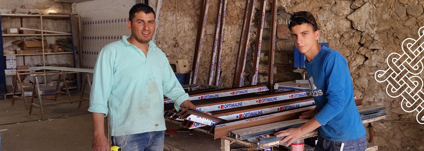 Aidez les artisans de la plaine de Ninive