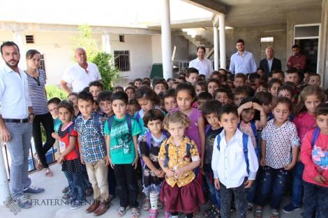 Retour sur une année à l'école de Bozan !