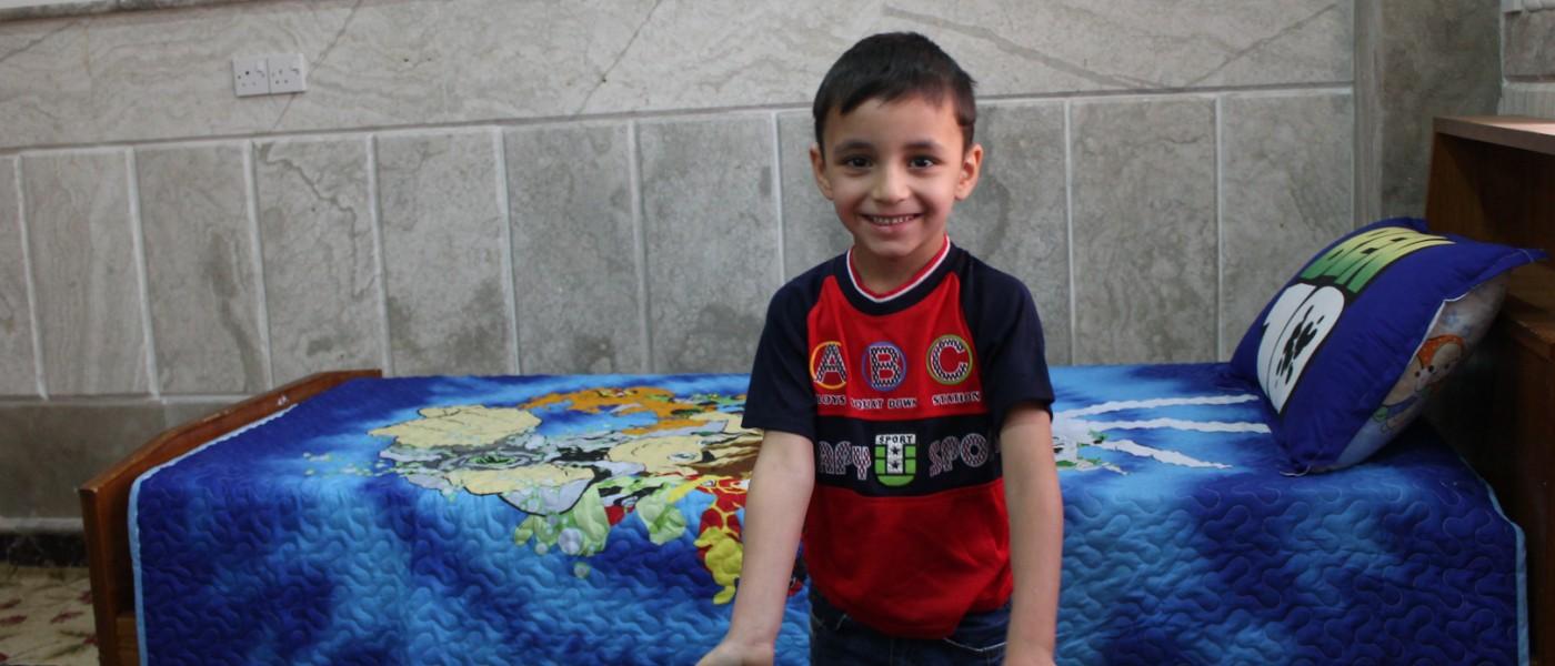 À Alqosh, un nouvel orphelinat pour les enfants d'Irak !