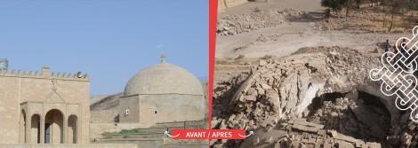 La reconstruction de Mar Behnam : «une tâche cruciale et délicate»