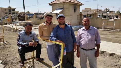 La relance économique de la plaine de Ninive est bien engagée