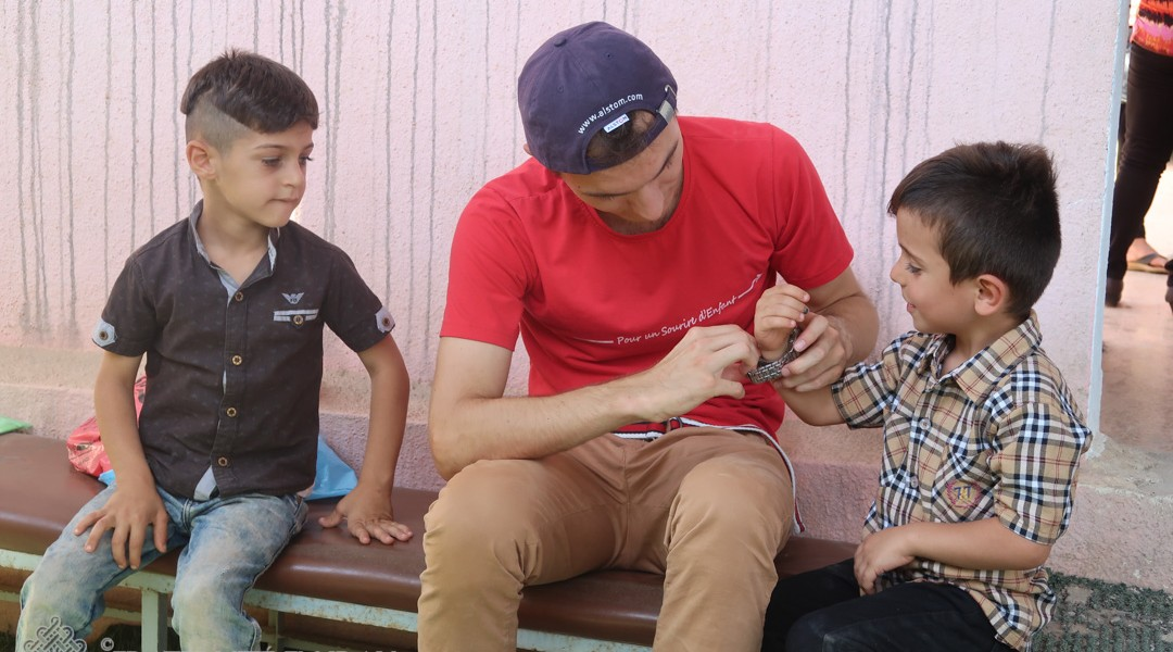 Un été avec les enfants, entre la plaine de Ninive et les montagnes du Kurdistan irakien