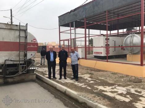 A Tellsqof, Fraternité en Irak répond à l'urgence