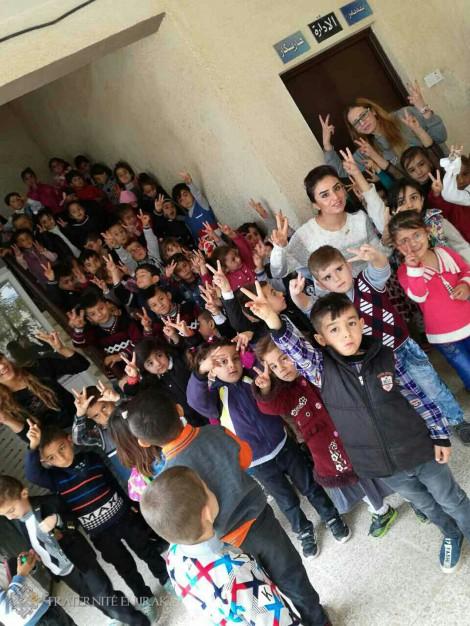 Une deuxième école pour les Yézidis !