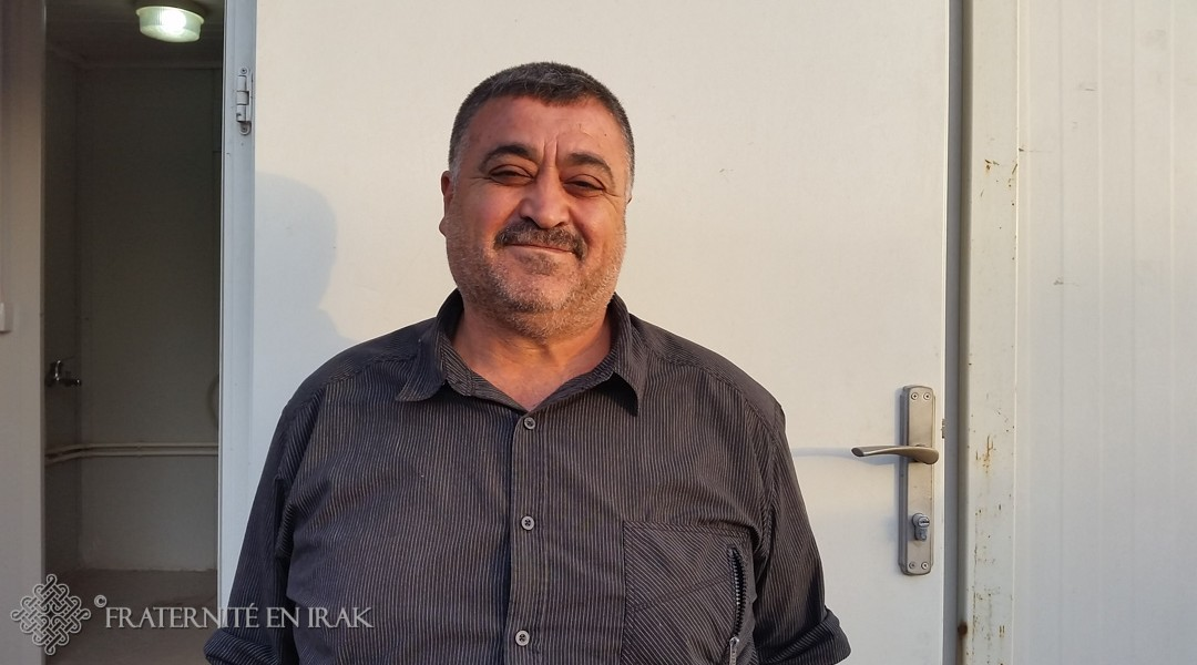 After ISIS, Nadjah revives his bakery with passion