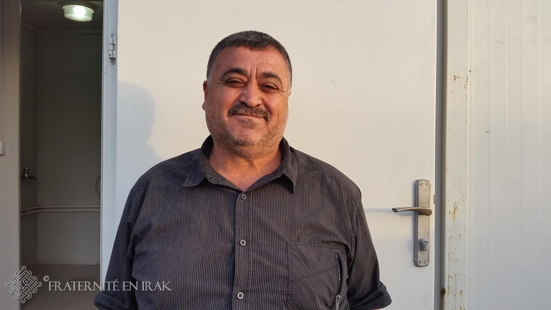 Après Daech, Nadjah fait revivre sa boulangerie avec passion