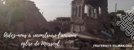 Pourquoi reconstruire une des plus vieilles églises de Mossoul ?