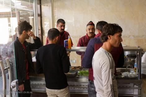 Après Daech, Salam rouvre son restaurant grâce à vos dons !