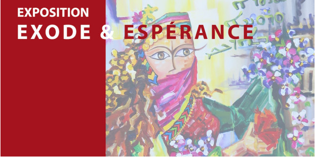 L'exposition «Exode et Espérance, par delà les frontières» arrive à Paris