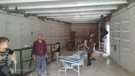 Dans la plaine de Ninive, le courage de deux entrepreneurs pour construire l'après-Daech