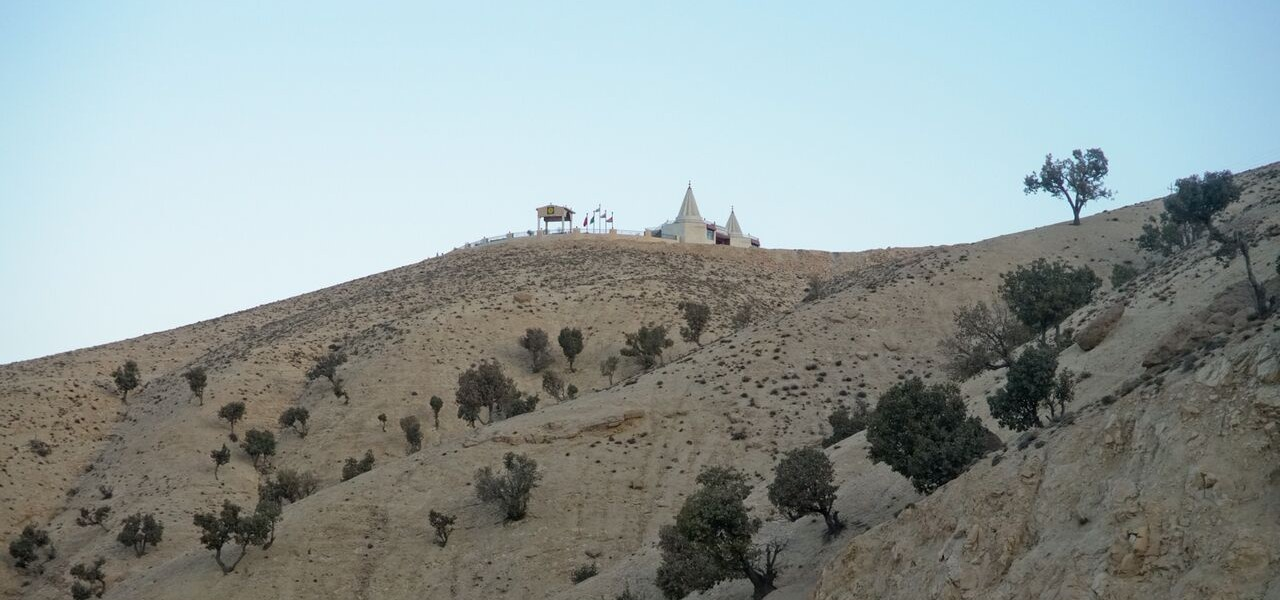 Avec les Yézidis oubliés du Mont Sinjar