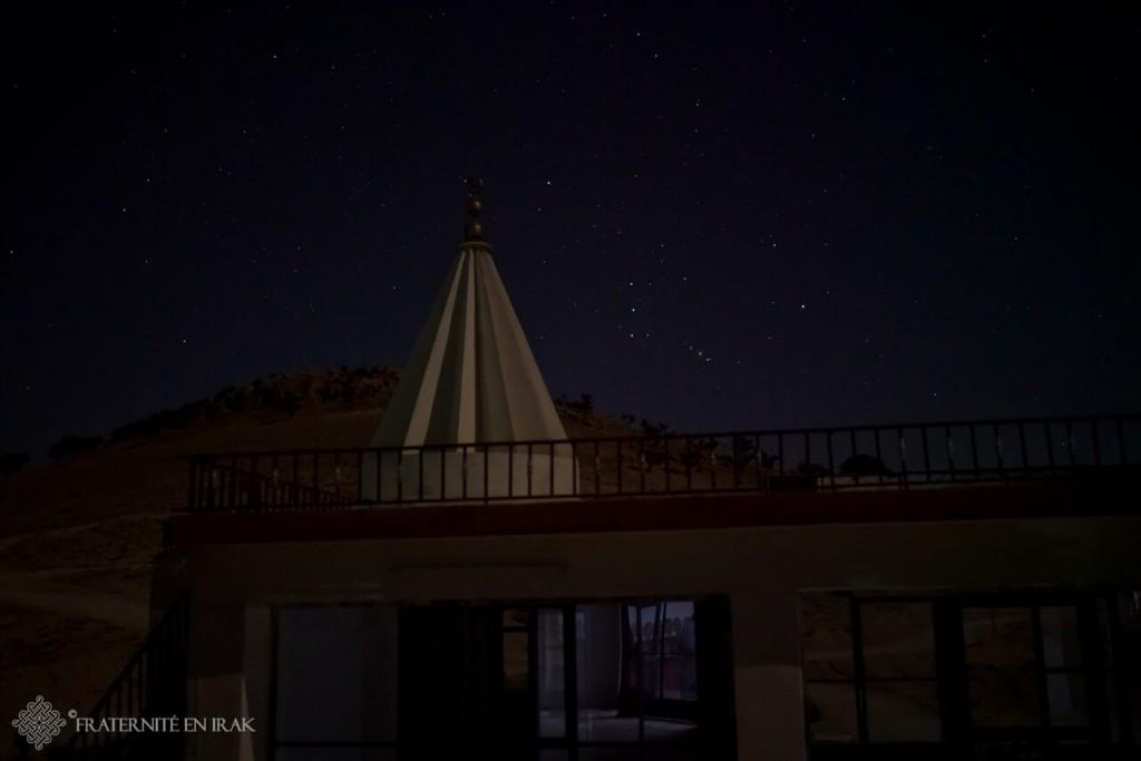temple yezidis