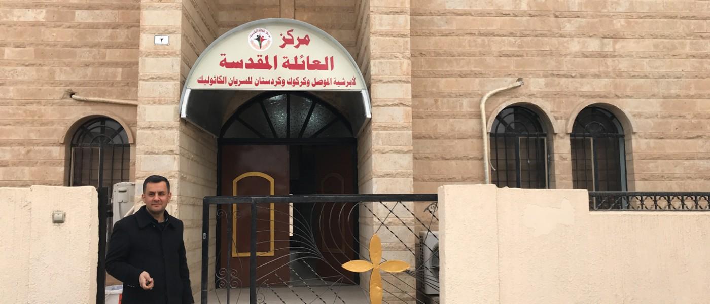 Le programme de formations se poursuit et s'amplifie à Qaraqosh