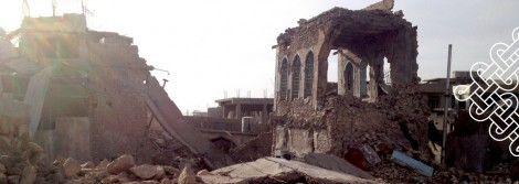 Why rebuild one of the oldest churches of Mosul?