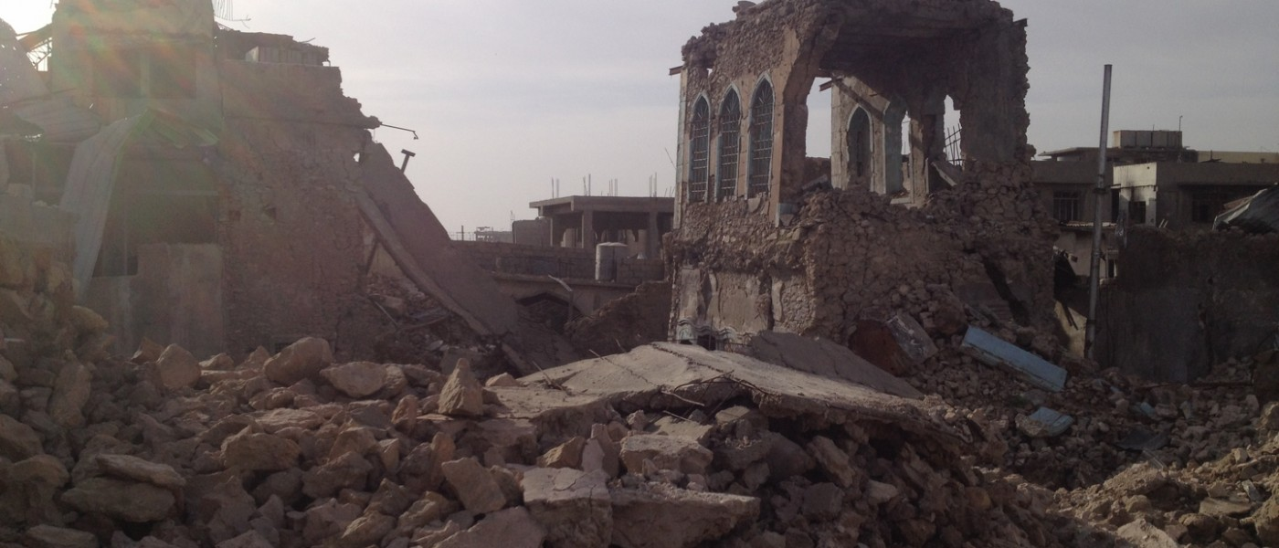 Help us give a church back to the Christians of Mosul