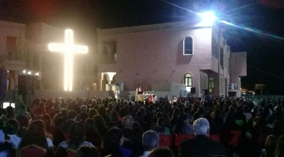 Pâques en Irak : en chemin vers la reconstruction