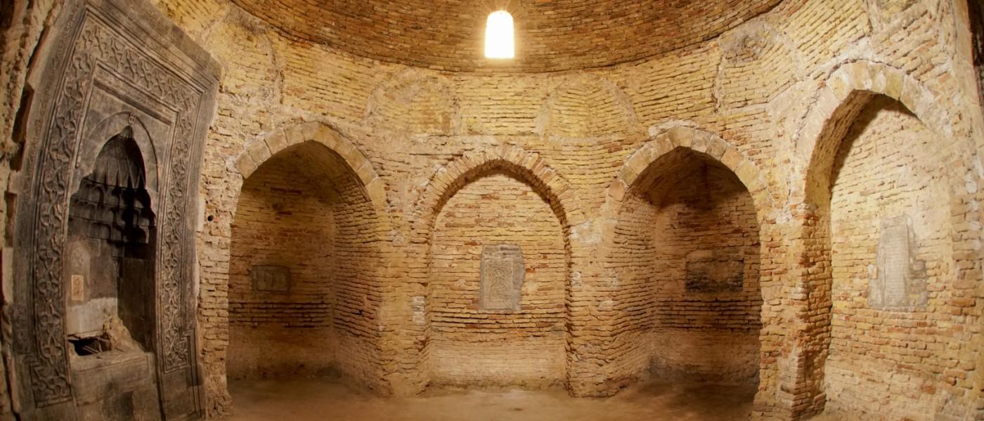 Restauration de Mar Behnam : fin du gros oeuvre !