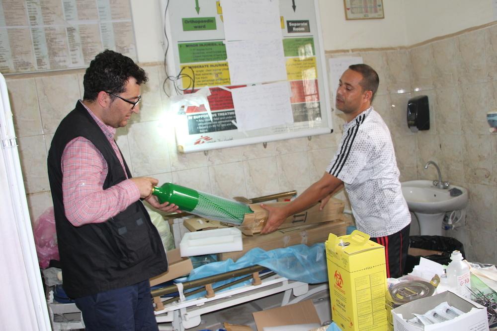 Hôpital Sinjar