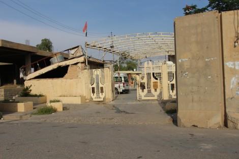 Fraternité en Irak apporte son soutien à l'hôpital de Sinjar