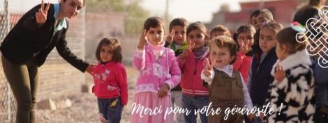 Fraternité en Irak publie ses comptes 2017