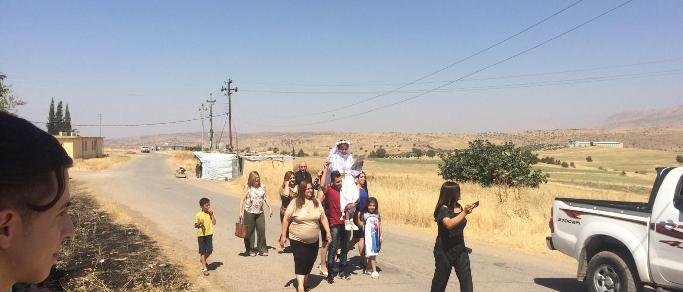 Un mois avec les bergers de Levo au Kurdistan irakien