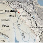Map-showing-Bashiqa-Iraq