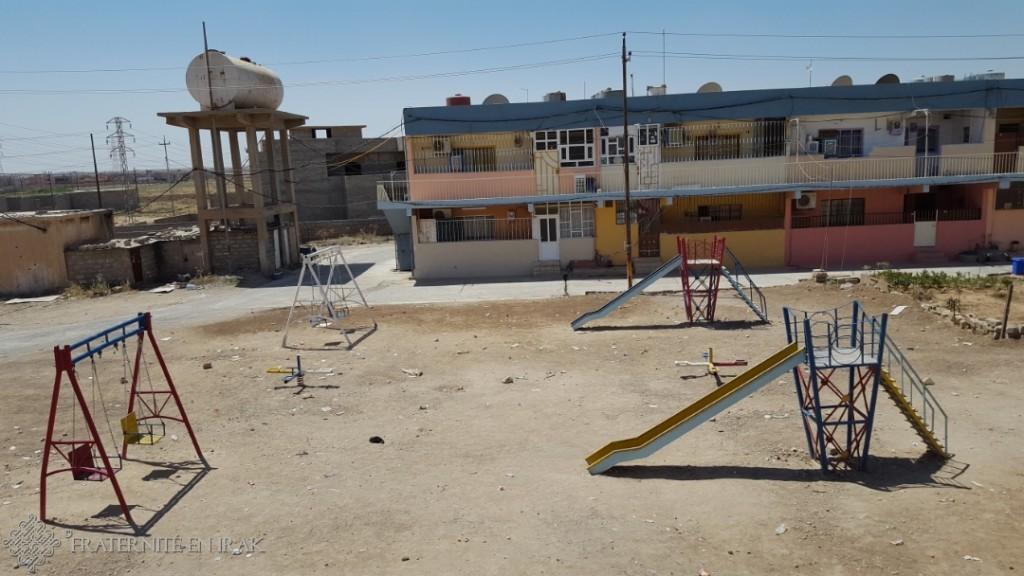 Terrain de jeux de Shaqaq 1