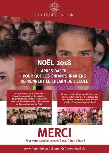 Affiche écoles décembre 2018