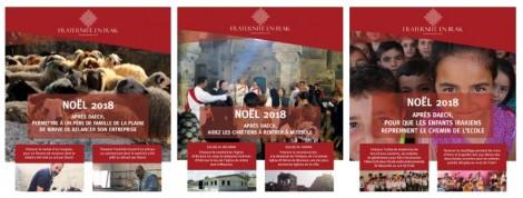 Pour Noël, 3 projets à soutenir avec Fraternité en Irak !