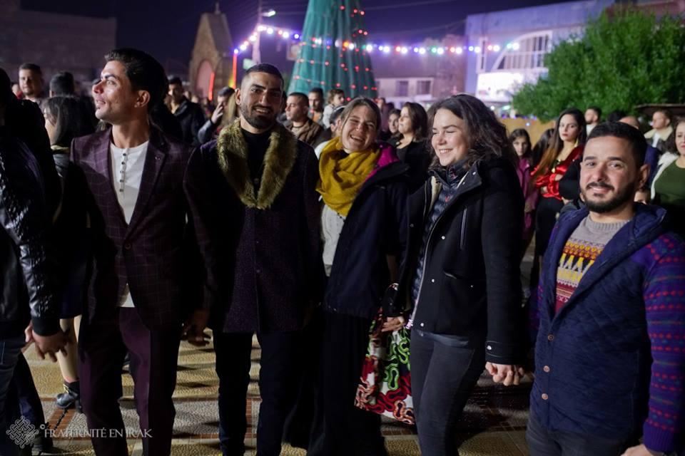 Noel-2018-Fraternite-Irak
