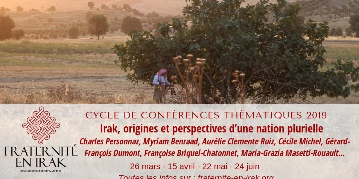 Cycle de conférences thématiques 2019 !