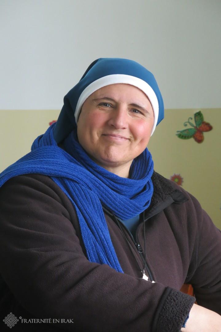 Sœur Amira, au service des plus fragiles