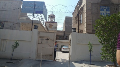 Fraternity in Iraq supports Christians in Baghdad