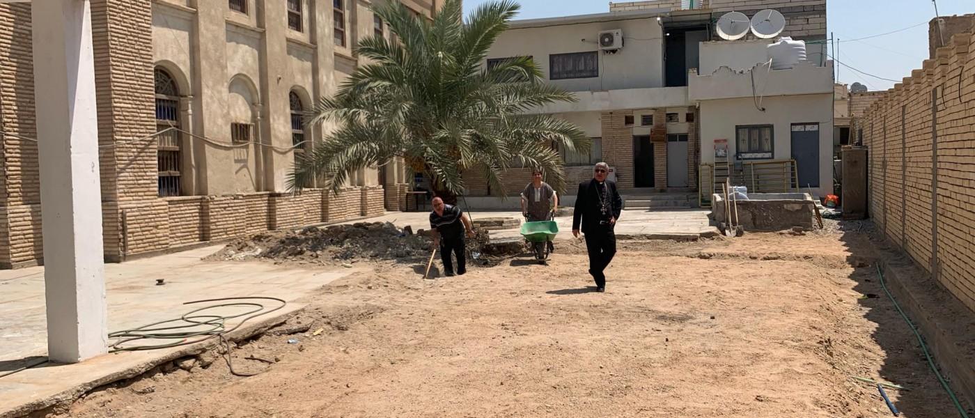 Fraternité en Irak poursuit son aide aux chrétiens de Bassorah