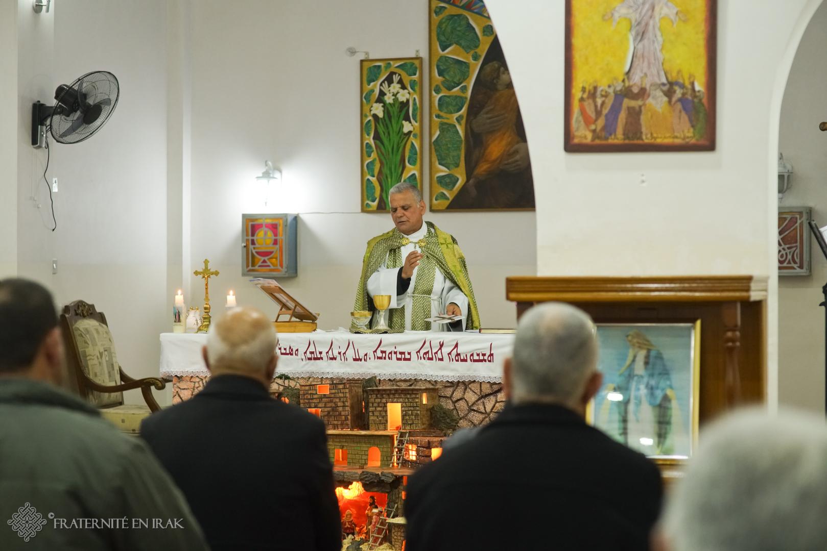 A la rencontre des chrétiens oubliés dans les montagnes irakiennes