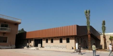 Une église pour les chrétiens de Mossoul