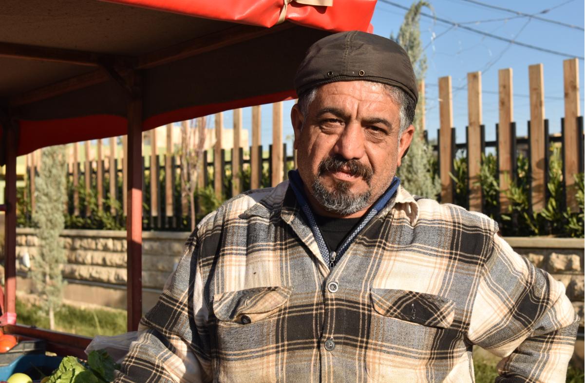 Munir est le 30e entrepreneur à avoir remboursé son prêt !