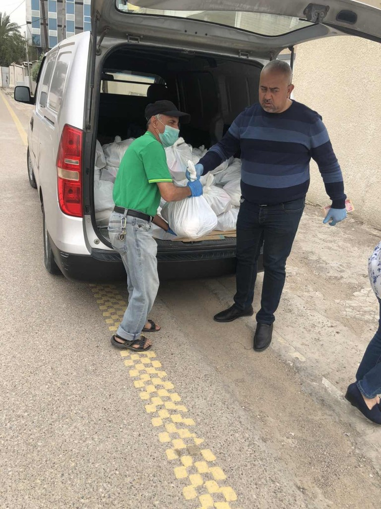 Distribution Bagdad Covid (1)