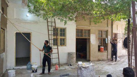 À Bassorah, Fraternité en Irak offre un refuge aux plus pauvres