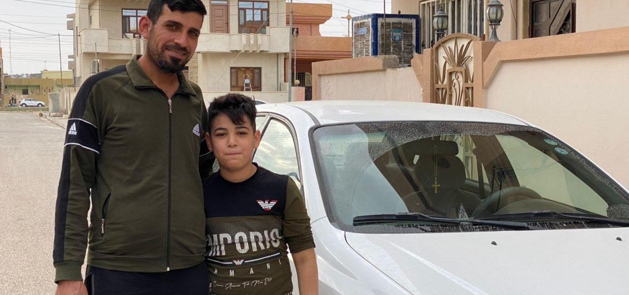 Aider ceux qui reviennent en Irak