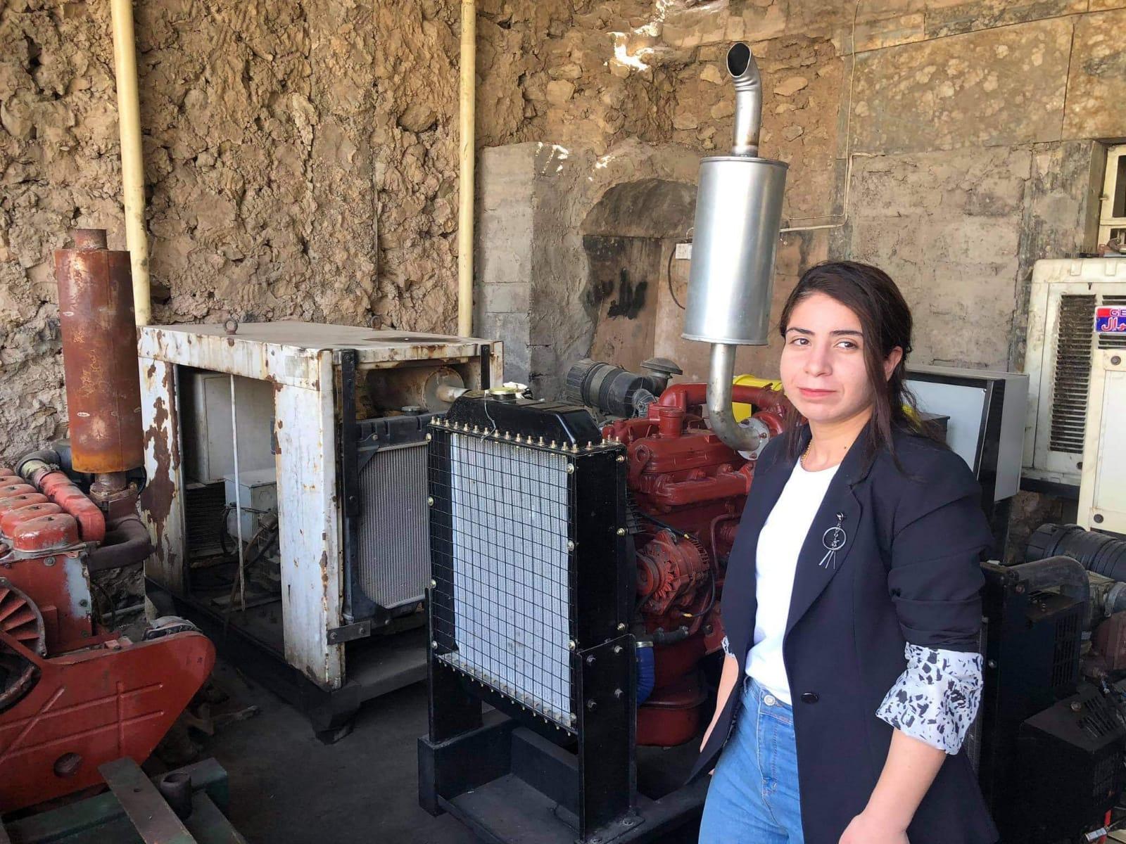 Athraa, entrepreneuse de choc dans la plaine de Ninive !
