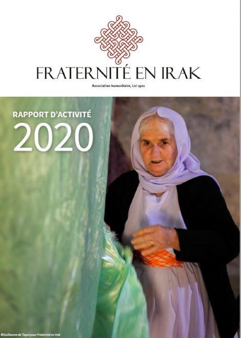 Le rapport d'activité 2020 est disponible !